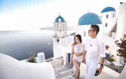 """Lạc lối ở Santorini giữa thu, """"thánh địa"""" của nghệ thuật và sự sang trọng"""