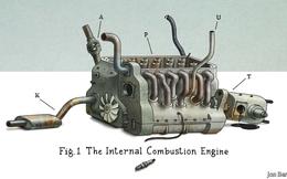 """Động cơ đốt trong, xe chạy bằng xăng sẽ """"chết"""", tương lai của công nghiệp ô tô nằm ở đâu?"""