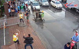Cảnh nhức nhối không dẹp nổi trước cổng bến Nước Ngầm