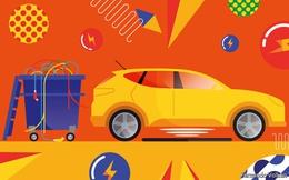 Thương mại điện tử đã tăng trưởng 20% mỗi năm nhưng kỷ nguyên của Amazon và Alibaba mới chỉ bắt đầu!