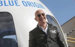 Jeff Bezos vừa bán thêm 1,1 tỷ USD giá trị cổ phiếu Amazon