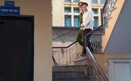 [Ảnh] Hà Văn Thắm tươi tỉnh sau 20 phiên tòa xét xử