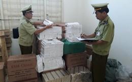 Quảng Bình phát hiện vụ vận chuyển thuốc lá điếu nhập lậu lớn nhất từ trước đến nay