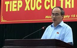 """Bí thư Thành ủy TPHCM Nguyễn Thiện Nhân: Dự án """"treo"""" càng lâu, người dân càng mất niềm tin vào chính quyền"""