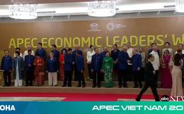Lễ đón chính thức và Quốc yến chiêu đãi các lãnh đạo APEC