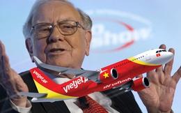 Khi Warren Buffett cũng gom mua cổ phiếu hàng không, giá nào cho Vietjet?