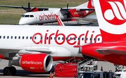 Air Berlin- Hãng hàng không lớn thứ hai Đức xin phá sản