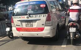 Taxi Vinasun, Mai Linh dán khẩu hiệu phản đối Grab, Uber: Vi phạm Luật Cạnh tranh hay chỉ là quyền tự do bày tỏ quan điểm?