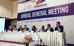 EuroCham tại Việt Nam có tân chủ tịch