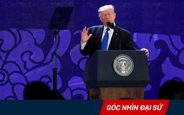 """Vì sao ông Trump dùng khái niệm """"Ấn Độ-Thái Bình Dương"""" thay vì """"châu Á-Thái Bình Dương""""?"""