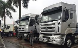 """Hàng loạt xe tải """"chui lọt"""" quy định khí thải"""