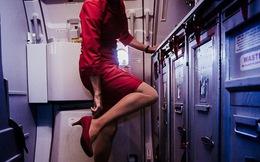Chùm ảnh: Cuộc sống bí ẩn của các tiếp viên hàng không ở độ cao hơn 9.000m