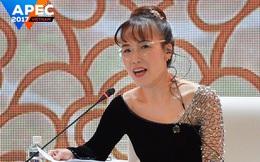 APEC CEO Summit 2017: Nữ tỷ phú Nguyễn Thị Phương Thảo bật mí chiến lược độc đáo mà Vietjet sắp thực hiện