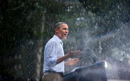 10 khoảnh khắc đẹp nhất trong cuộc đời làm Tổng thống Mỹ của Barack Obama