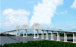 Rút khỏi BOT Pháp Vân - Cầu Giẽ, Cienco 1 dồn vốn đầu tư vào cầu Bạch Đằng