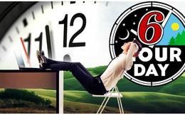 Lý do bạn nên thuyết phục sếp giảm giờ làm xuống 6 giờ/ngày: Doanh nghiệp hưởng lợi, nhân viên hạnh phúc