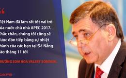 Các phái đoàn quốc tế dành nhiều mỹ từ cho Việt Nam ở Hội nghị Quan chức Cao cấp APEC lần thứ 3