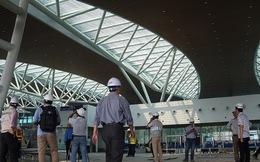 Cận cảnh nhà ga hành khách quốc tế hơn 3.500 tỷ đồng sắp hoàn thành ở Đà Nẵng