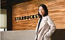 Người phụ nữ đằng sau sự tăng trưởng nhanh chóng của Starbucks tại Trung Quốc