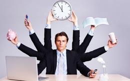 Quy tắc 40-30-20-10: Phương pháp quản lí thời gian khoa học nhất, không lo phải làm thêm giờ, cũng chẳng sợ sếp phê bình