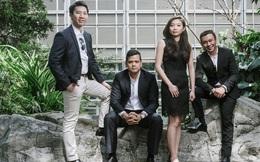 """Nhà giàu """"vượt sướng"""": 4 thanh niên con nhà giàu có bậc nhất châu Á lập hội khởi nghiệp, quyết không ăn bám bố mẹ"""