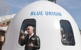 Jeff Bezos tuyên bố bán 1 tỷ USD cổ phiếu Amazon hàng năm để tài trợ cho dự án du hành vũ trụ