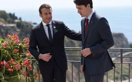 Những điều thú vị ở hội nghị G7 và dấu ấn của tân Tổng thống Pháp Emmanuel Macron