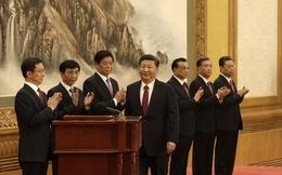 Chân dung 7 lãnh đạo cao nhất của Trung Quốc vừa lộ diện