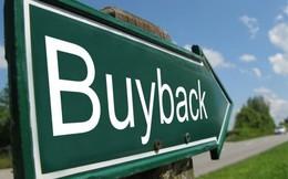 Rớt giá thê thảm, doanh nghiệp lũ lượt chi tiền mua cổ phiếu quỹ