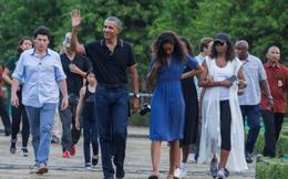 Phong cách thời trang của ông Obama sau khi nghỉ hưu