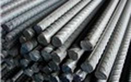Giá thép cốt tăng mạnh hơn 5% trong ngày, cao nhất trong 4 năm