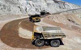 """Giá quặng sắt tăng mạnh sau """"đổ vỡ"""""""