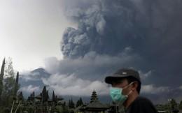 Indonesia: Đóng cửa sân bay ở Bali vì núi lửa