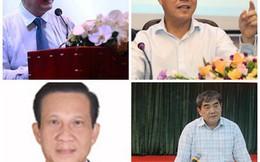 Thủ tướng ký quyết định cho 4 Thứ trưởng nghỉ hưu từ 1/12