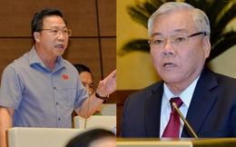Tổng Thanh tra Chính phủ trả lời ĐBQH Lưu Bình Nhưỡng