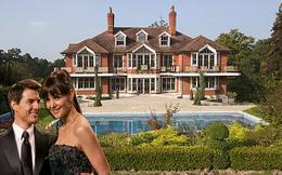 Biệt thự từng thuộc sở hữu của Tom Cruise đang được rao bán với giá gần 140 tỷ đồng