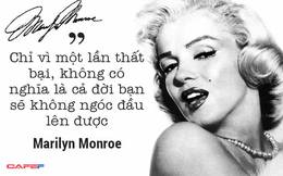 """Phụ nữ không chỉ """"làm giỏi"""" mà còn """"nói hay"""" và đây là những câu nói truyền cảm hứng từ những bóng hồng thành công nhất thế giới"""