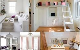 10 ý tưởng đơn giản giúp phòng nhỏ trở nên rộng thoáng không ngờ
