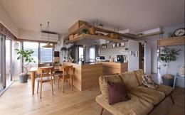 """Học người Nhật cách sống """"cực"""" thoải mái trong những căn hộ mini"""