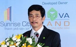 """Chủ tịch Novaland soán ngôi người giàu thứ 4 thị trường chứng khoán của """"vua thép"""" Trần Đình Long"""