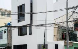 """Báo Tây """"ngỡ ngàng"""" trước ngôi nhà 27m2 lạ mắt tại TP. HCM"""