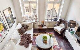 Cách bố trí nội thất căn hộ diện tích hơn 30m2 ai cũng phải ngỡ ngàng
