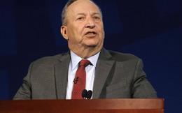 Cựu Bộ trưởng Tài chính Mỹ: Cải cách thuế có thể khiến 10.000 người chết mỗi năm