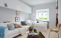 Ngắm nội thất, thiết kế căn hộ 24m2 của cô nàng độc thân khiến vạn người mê