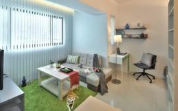 Ai cũng mơ ước sở hữu căn hộ 32m2 tuyệt đẹp như thế này