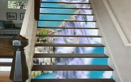Ngẩn ngơ ngắm những mẫu cầu thang đẹp tuyệt của tương lai