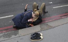"""5 người chết, 40 người bị thương trong vụ tấn công """"khủng bố"""" tòa nhà Quốc hội Anh"""