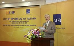 ADB đã cấp hơn 7,8 tỷ USD cho 5.200 giao dịch thương mại tại Việt Nam