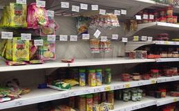 """""""Cháy"""" hàng Tết trong siêu thị"""