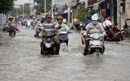 TP.HCM chi thêm 250 tỷ đồng chống ngập: Dân lo đường cao hơn nhà